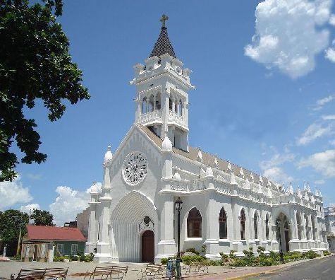 Сан-Педро-де-Макори расположен на юго-востоке Доминиканы, численность населения - чуть больше 22 тыс. чел.