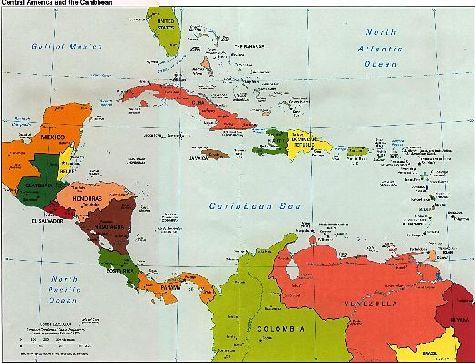 Доминикана делит остров Гаити с государством Гаити