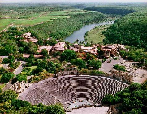 Ла-Романа - портовый город на юге о. Гаити недалеко от столицы Доминиканы