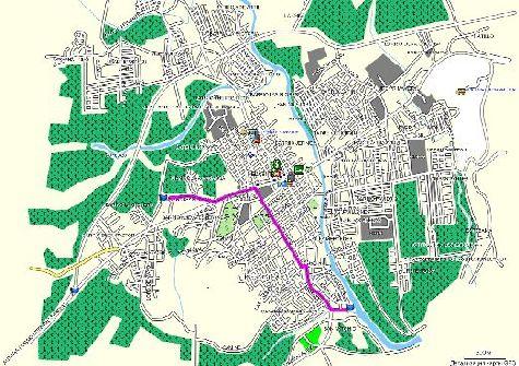 Карта Сан-Кристобаль