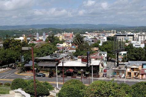 """Сантьяго - второй по важности город в Доминикане, родина """"Меренге"""""""