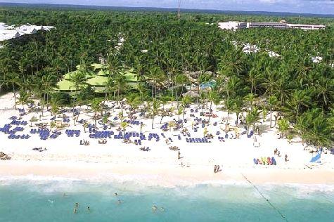 В Доминикане достаточно достойных 4-х звездочных отелей