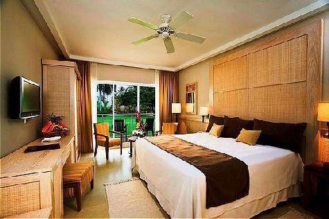 В отеле есть номера типа Стандарт, а есть и более комфортабельные для молодоженов.. постарайтесь попасть именно в него!