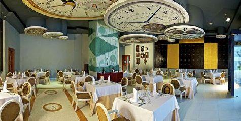 Питание в ресторанах отеля превосходит ожидание даже самых избалованных туристов