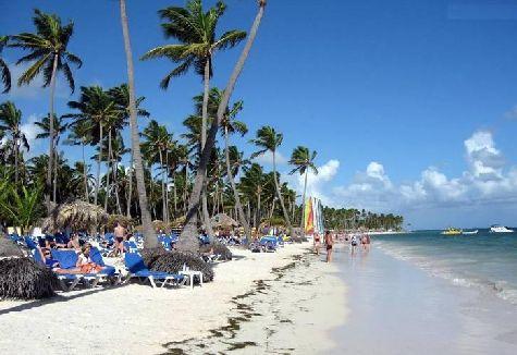 Большинство отелей 5 звезд расположены на курорте Пунта-Кана