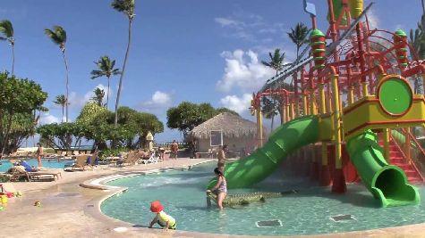 Многие отели уделяют особенное внимание детским развлечениям