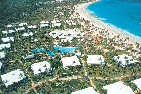 Paradisus Punta Cana Resort, возможно, один из самых зеленых отелей Доминиканы