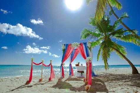 От богатого выбора свадебных арок может пойти кругом голова..