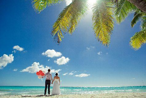 Всегда мечтали о романтической свадьбе? Тогда Вам в Доминикану!