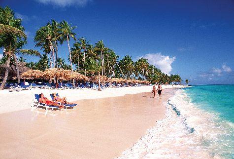 Пляж Кабеза де Торо при отеле Natura Park