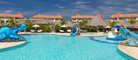 Пляж при отеле Paradisus Palma Real