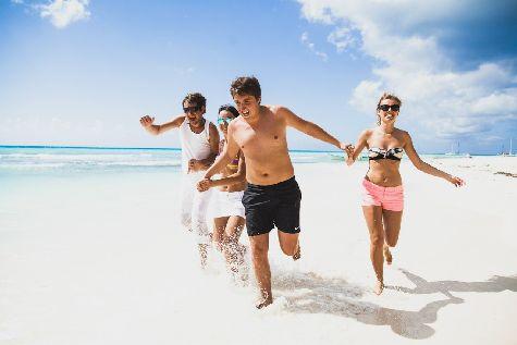 Доминикана - популярное направление отдыха среди молодежи