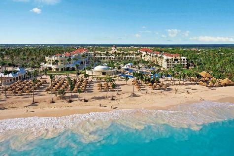 Пляж Арена Горда при отеле Iberostar