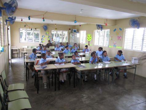 Большинство туристов, проживающих в Доминикане, советуют именно частное обучение