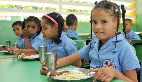 Питание в Доминиканских школах