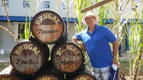 Компания Brugal производит ром с 1888 года!