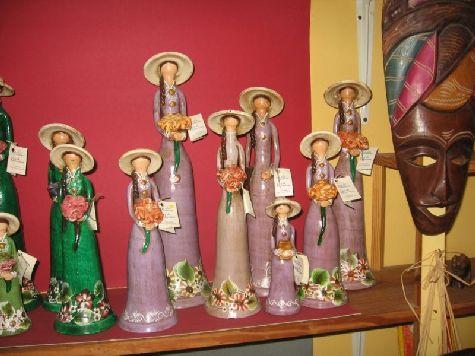 В Пунта-Кане и окрестностях всегда можно найти лавки с местными сувенирами