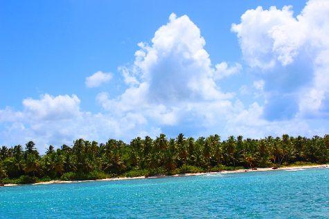 Пунта-Кана – это усыпанные белоснежным песком пляжи и мангровые леса