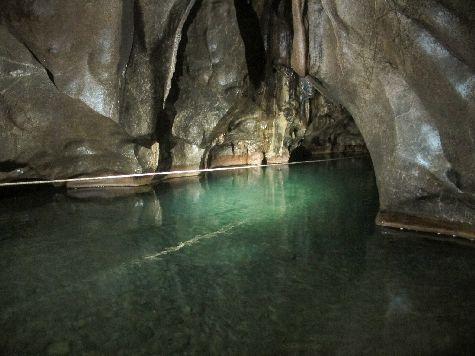 В глубокой пещере Таино издревле жили индейцы Таино - теперь она заполнена пресной водой и приглашает к себе дайверов!