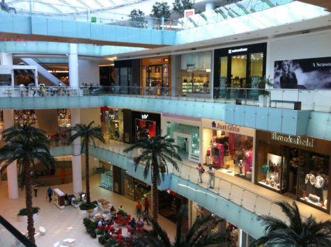 Агора Молл - одно из мест в Санто-Доминго, где можно совершить шоппинг