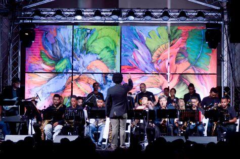 Джаз-фестиваль в Санто-Доминго