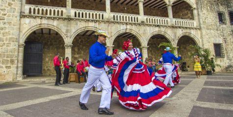 В Санто-Доминго в течение года проходят различные фестивали, как, например, Колониальный фестиваль