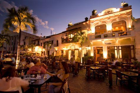 Ночная жизнь в Санто-Доминго - по вечерам не придется скучать!